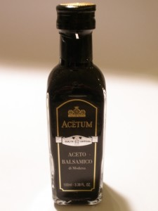 Acetum Silver Label, 2 Leaf Balsamic Vinegar
